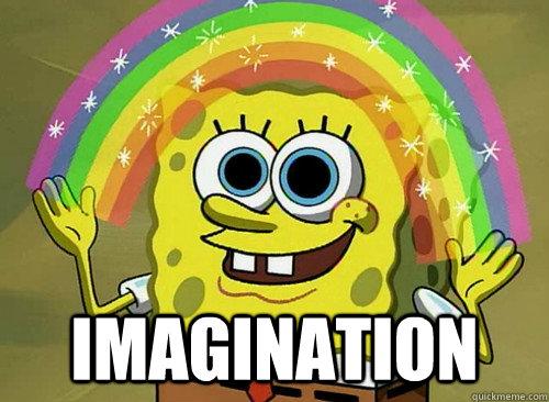 imagination -  imagination  Misc