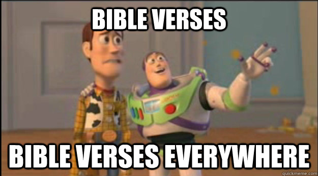Bible Verses Bible Verses Everywhere
