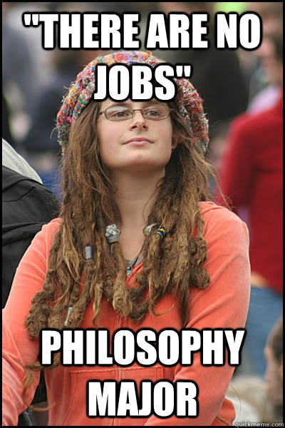 Philosophy what to major in college