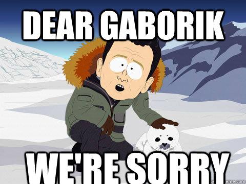 7b1fe69d3de7dd3c8367c2409d43dffbe9c564d56a430de707af7964f640b7a4 we're sorry south park bp sorry quickmeme