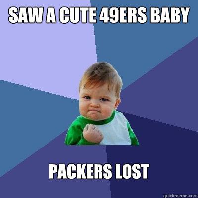 packers 49ers meme - photo #12