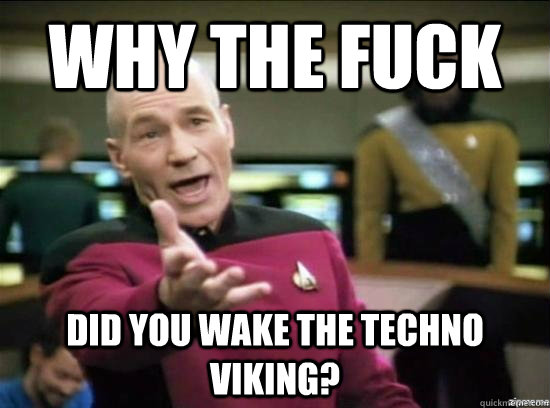 Who Is the Techno Viking? New Documentary Reveals Story Behind ...