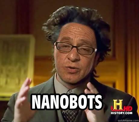 -    Ray Kurzweil Aliens Guy