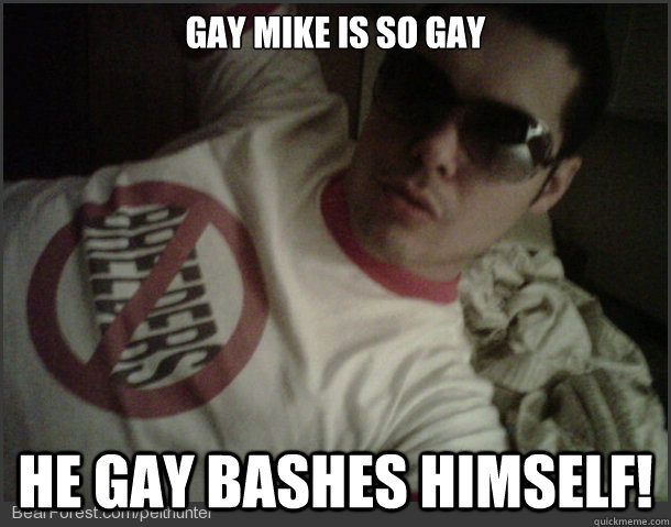 Mike Is Gay 89
