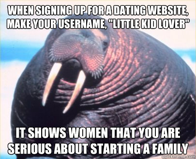 To Website A Dating How Username Make