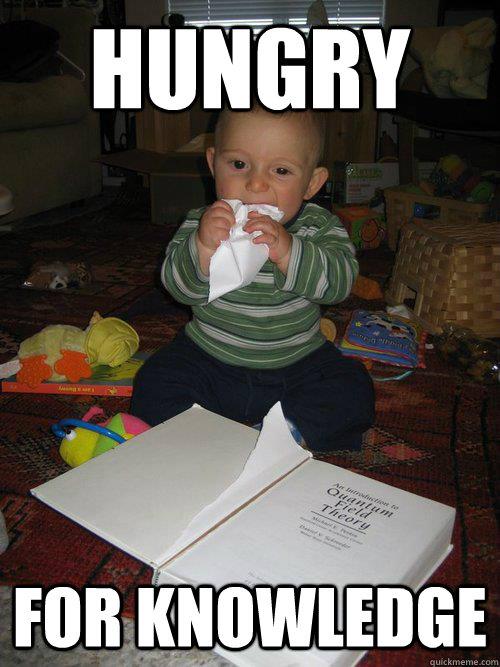 Hungry For knowledge - Hungry For knowledge  Misc