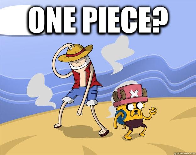 One Piece?