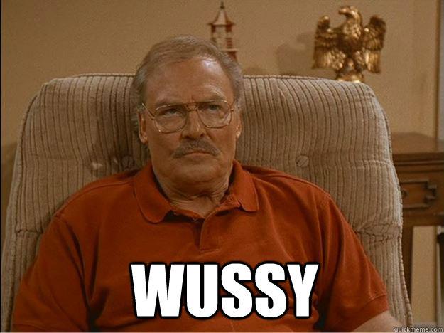 Wussy -  Wussy  Papa Titus