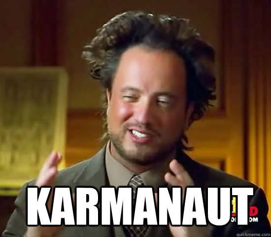 Karmanaut -   Karmanaut  Ancient Aliens