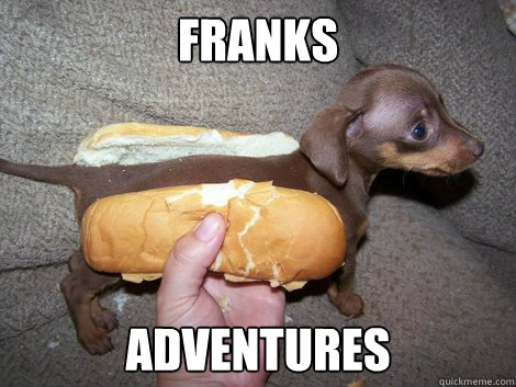 Franks adventures - Franks adventures  franksadventures