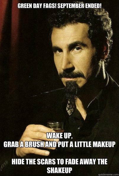 Serj Tankian Memes