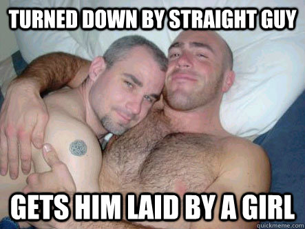 Turning A Straight Guy Gay 61
