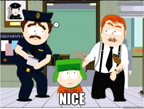 Nice -  Nice  South Park - Nice