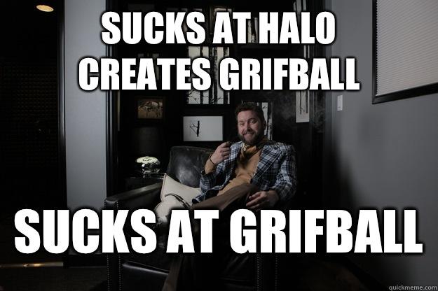 I suck at halo