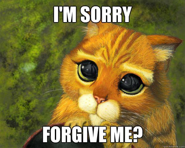 I'm sorry Forgive me?