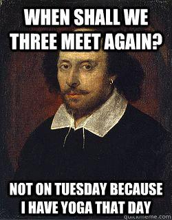 where shall we three meet again shakespeare
