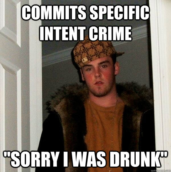 commits specific intent crime