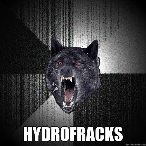 Hydrofracks -  Hydrofracks  Insanity Wolf