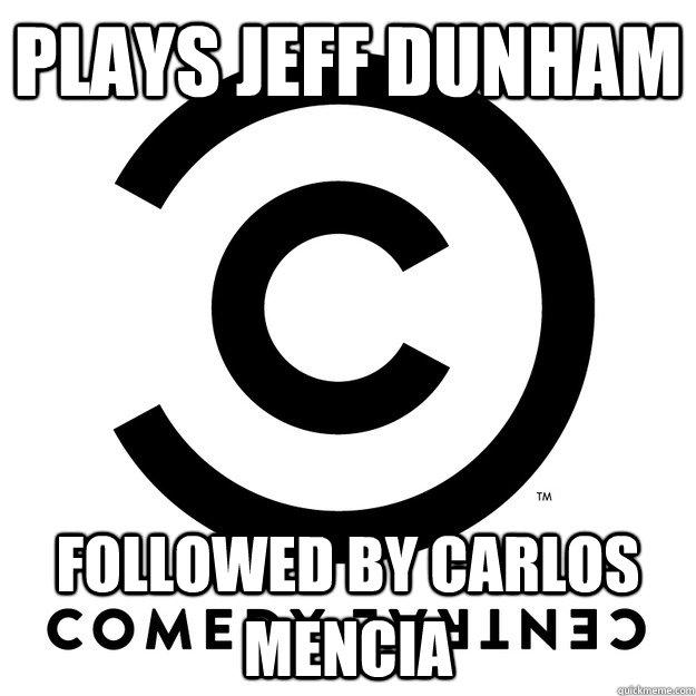 Plays Jeff Dunham Followed by Carlos Mencia