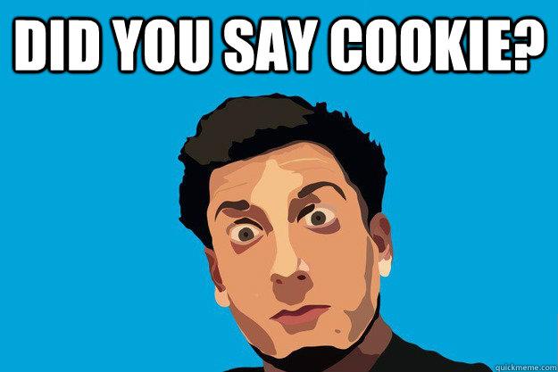 DID YOU SAY COOKIE?  - DID YOU SAY COOKIE?   PrankvsPrank