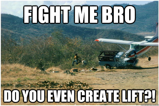 FIGHT ME BRO DO YOU EVEN CREATE LIFT?! - FIGHT ME BRO DO YOU EVEN CREATE LIFT?!  Misc