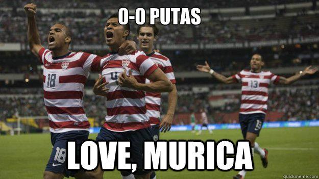 0-0 Putas Love, Murica - 0-0 Putas Love, Murica  USA! USA! USA!
