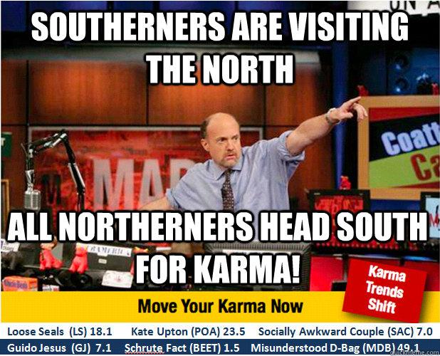 Northerner jokes