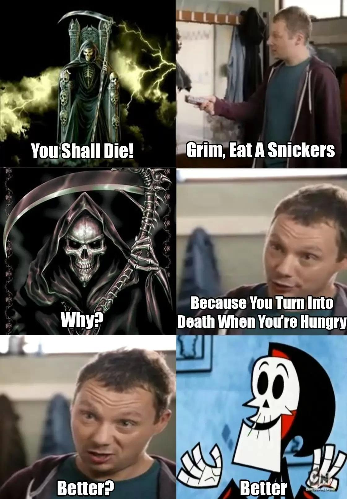 Eat A Snickers -   Misc