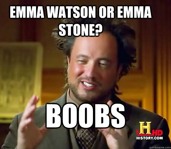 emma stone boobs