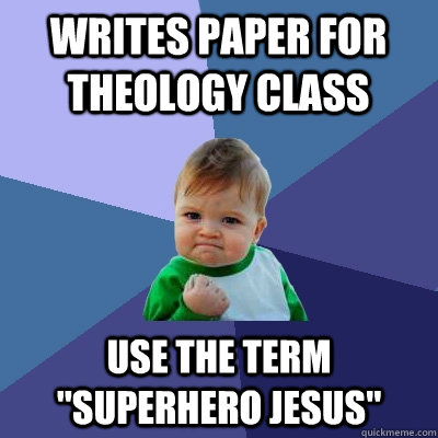 Term papers about jesus