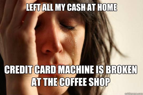 at home credit card