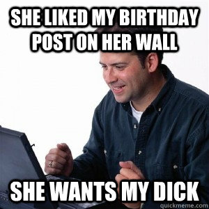 post my dick