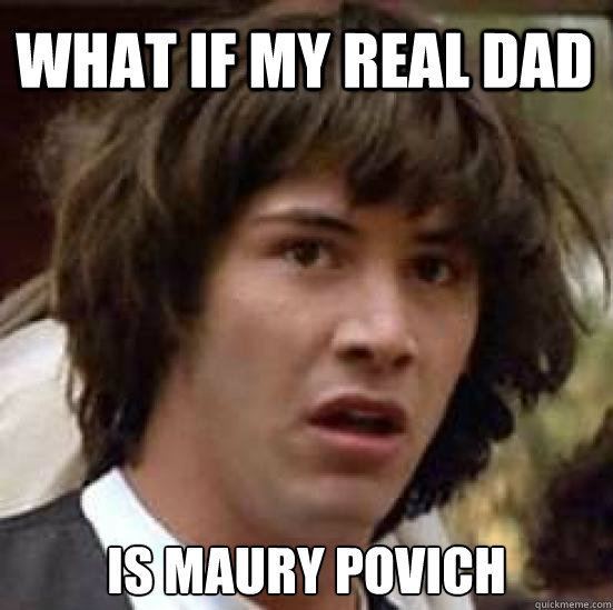 is maury real