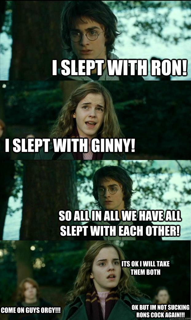 Ginny suck cock