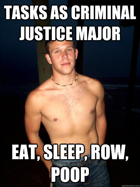 Criminal Justice best things to major in