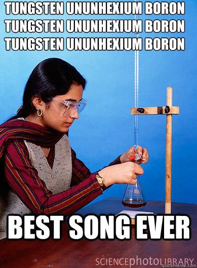 Tungsten Ununhexium Boron Tungsten Ununhexium Boron Tungsten Ununhexium Boron best song ever