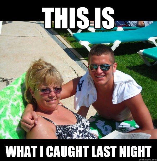 Cougar dating meme images