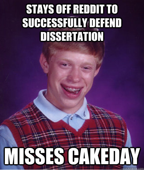 Defend Dissertation