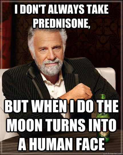 when best to take prednisone