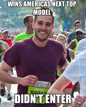 wins americas next top model didn't enter - wins americas next top model didn't enter  Ridiculously photogenic guy