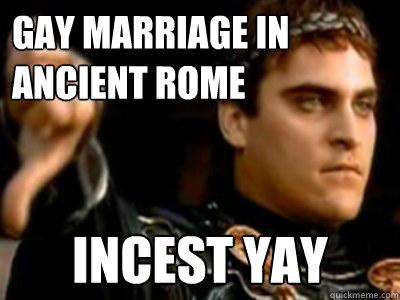 roman gay marriage