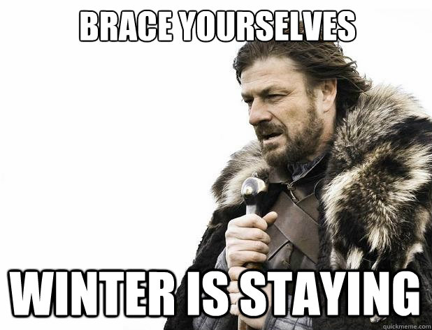 Brace yourselves Winter is Staying - Brace yourselves Winter is Staying  Misc