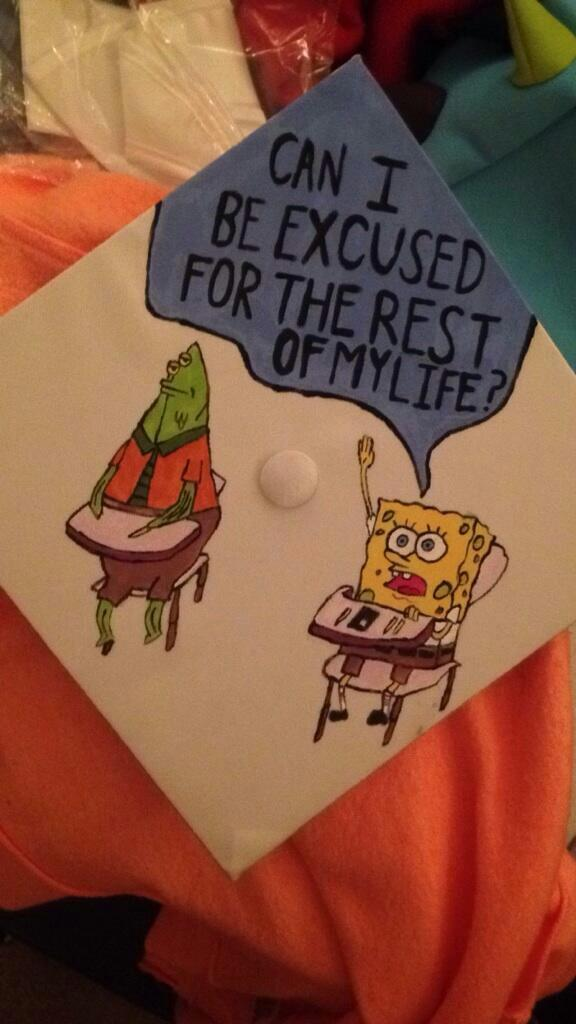 So my friend is graduating high school -   Misc