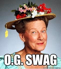 O.G. SWAG