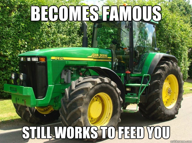 becomes Famous still works to feed you