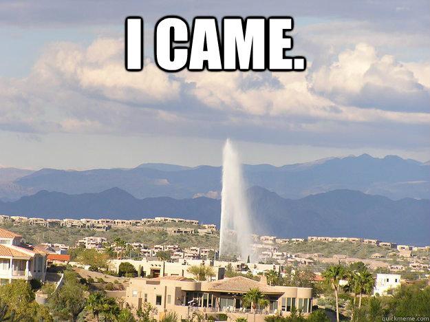 I CAME. - I CAME.  Fountain Hills Arizona