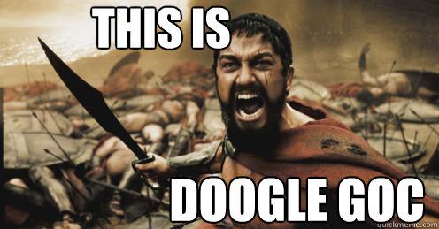 THIS IS DOOGLE GOC
