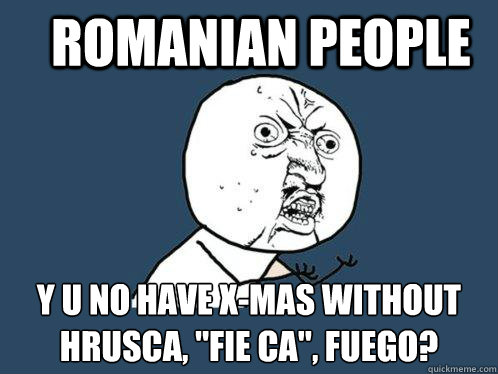 romanian people y u no have x-mas without hrusca,