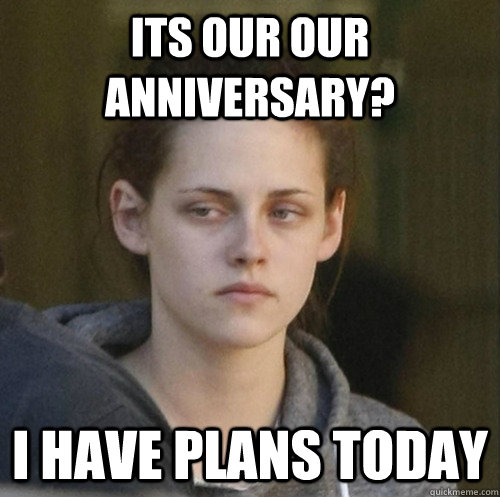 its our our anniversary? i have plans today - its our our anniversary? i have plans today  Underly Attached Girlfriend