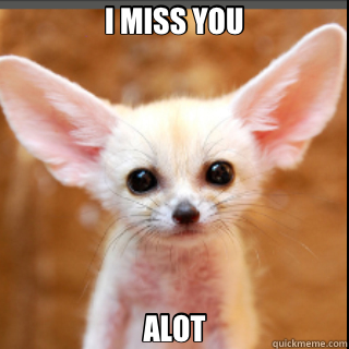 I MISS YOU ALOT - I MISS YOU ALOT  Misc